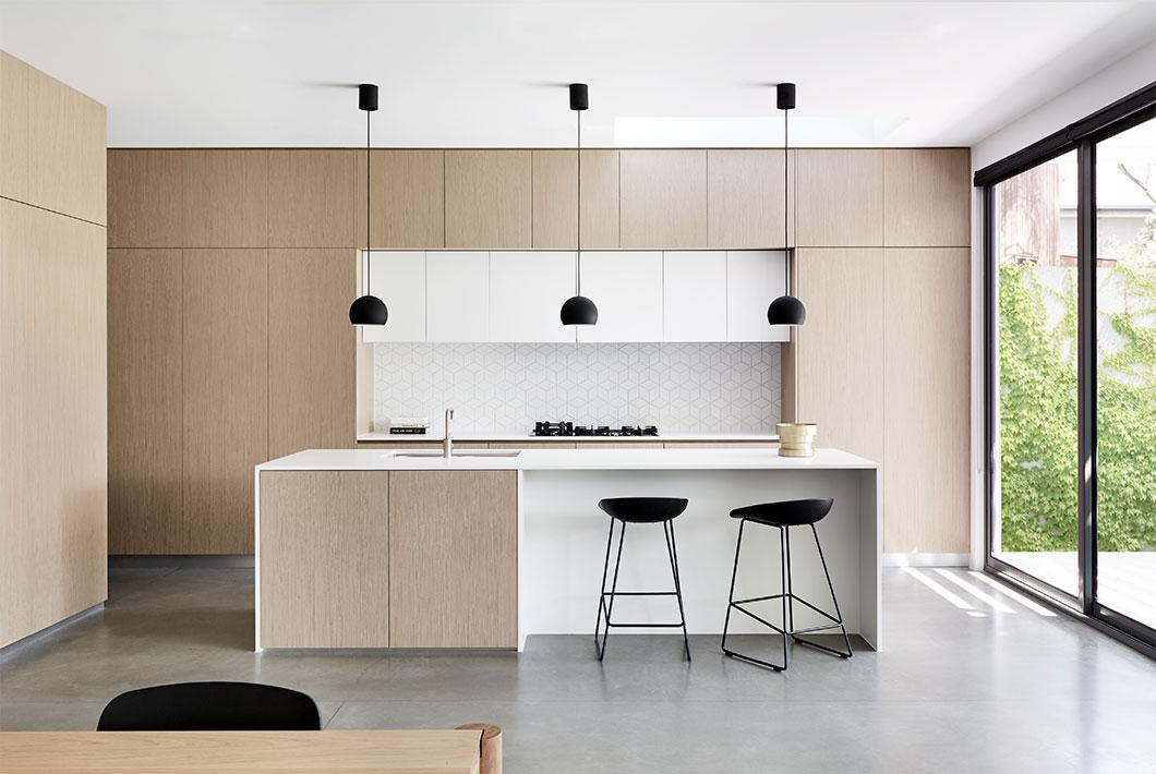 40 gợi ý truyền cảm hứng cho chủ đề tủ bếp tối giản. 10