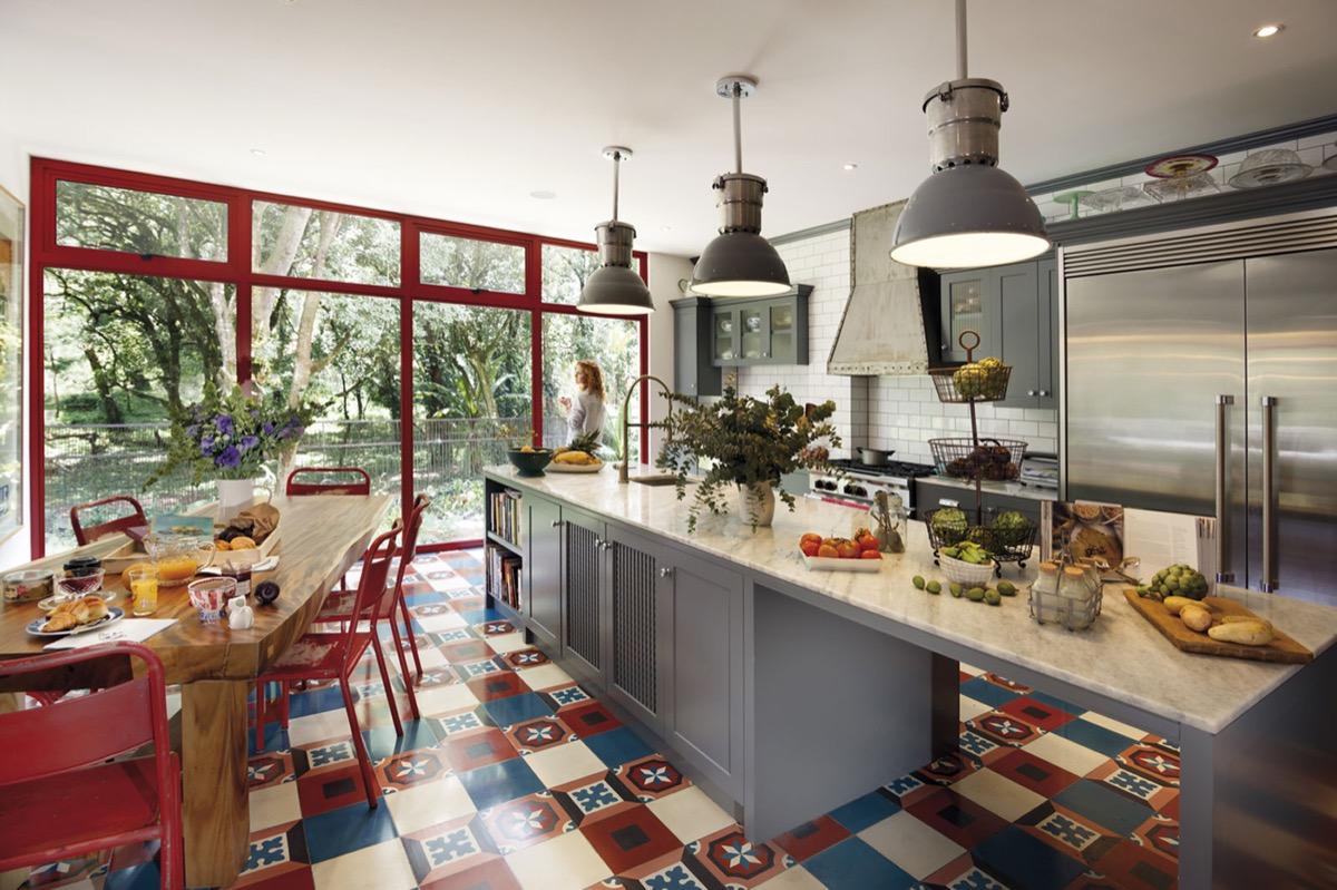 33 thiết kế bếp công nghiệp khiến bạn phải ngã gục vì yêu  4