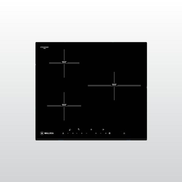 Bếp kính âm 3 vùng từ Malloca MH-5903 I