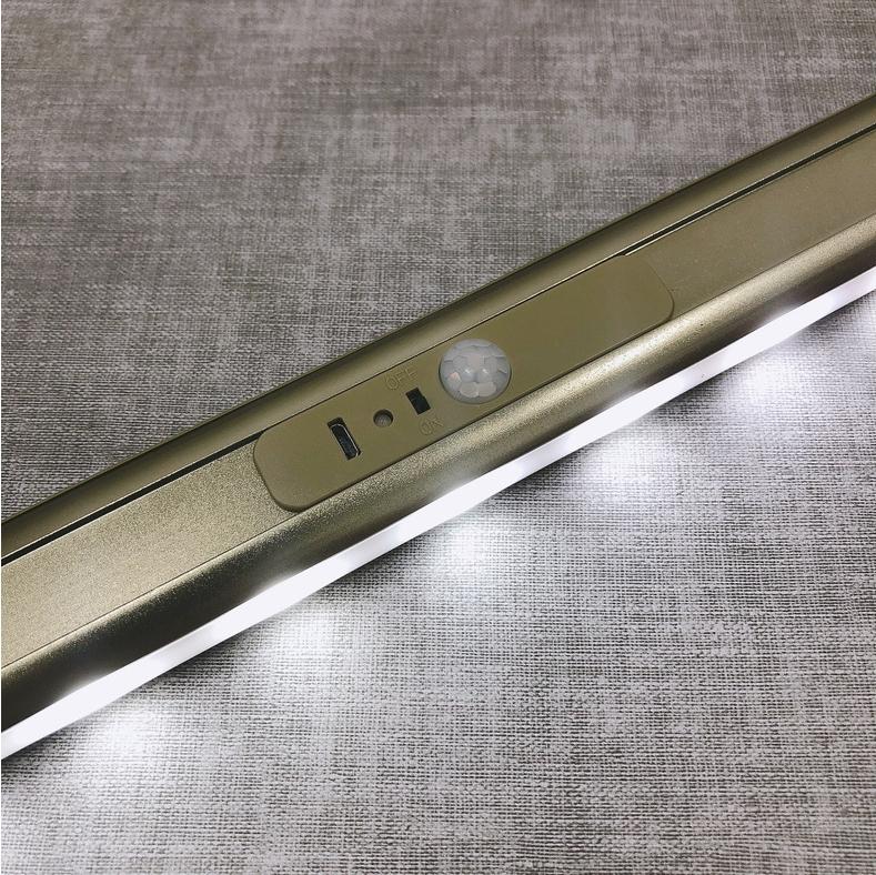 Thanh treo quần áo có đèn Led cảm biến thông minh YLF3238 9