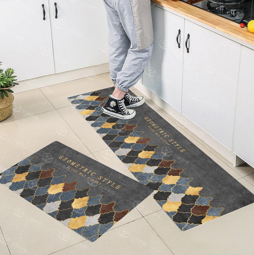 Thảm trải sàn nhà bếp hút ẩm chống trượt TYC.K001 6